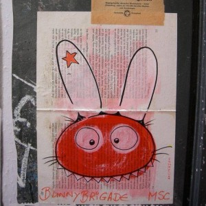 Red Bunny Amsterdam